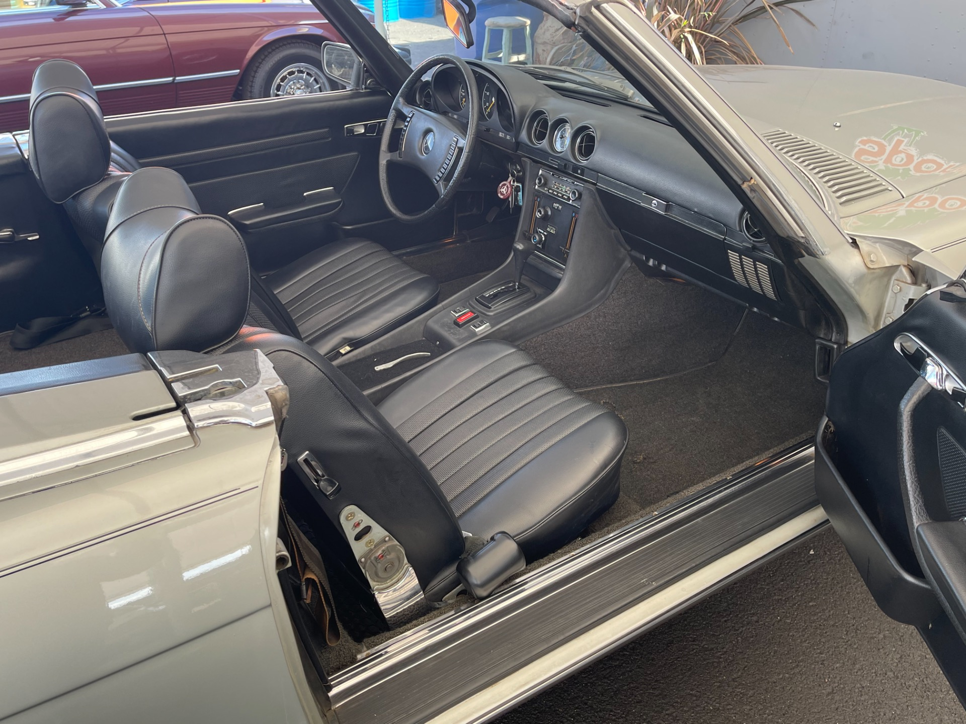 Used 1972 Mercedes Benz 450 Class 450 SL