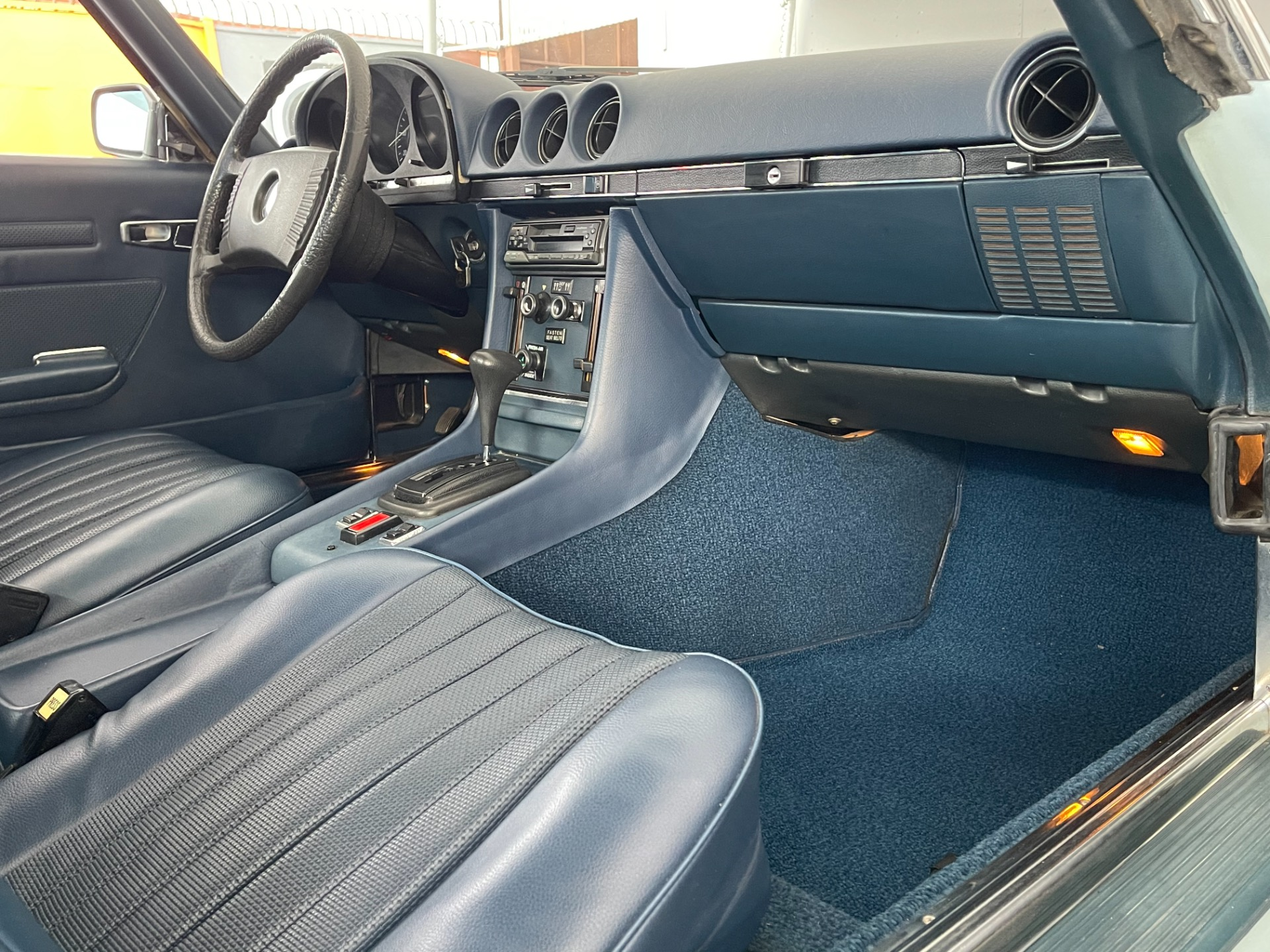 Used 1974 MERCEDES BENZ 450SL