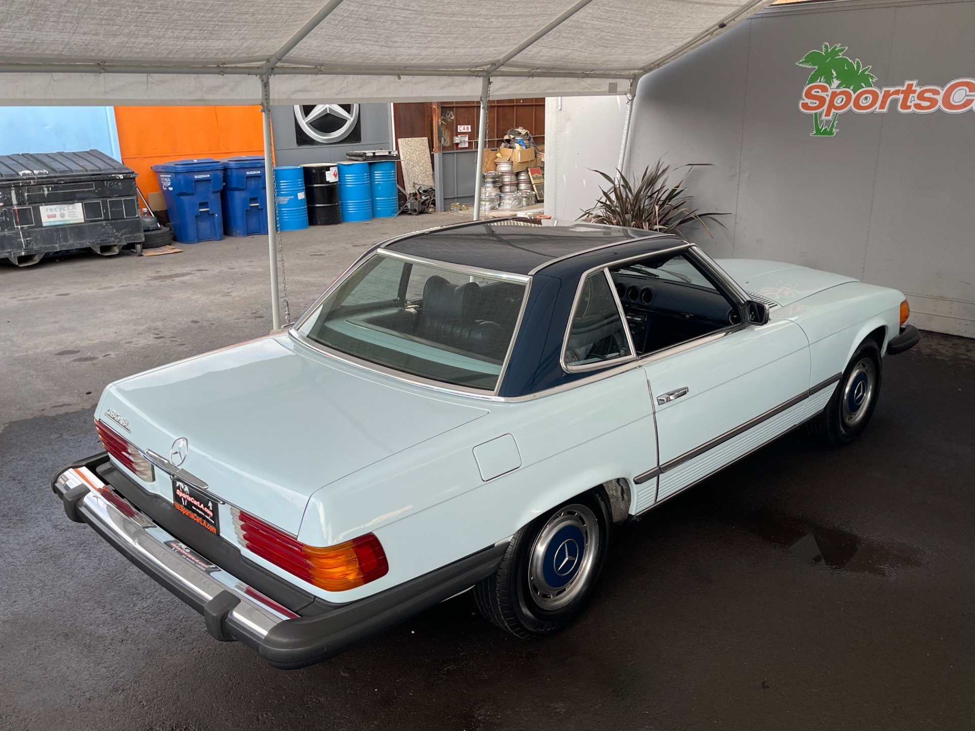 Used 1974 Mercedes Benz 450 Class 450 sl
