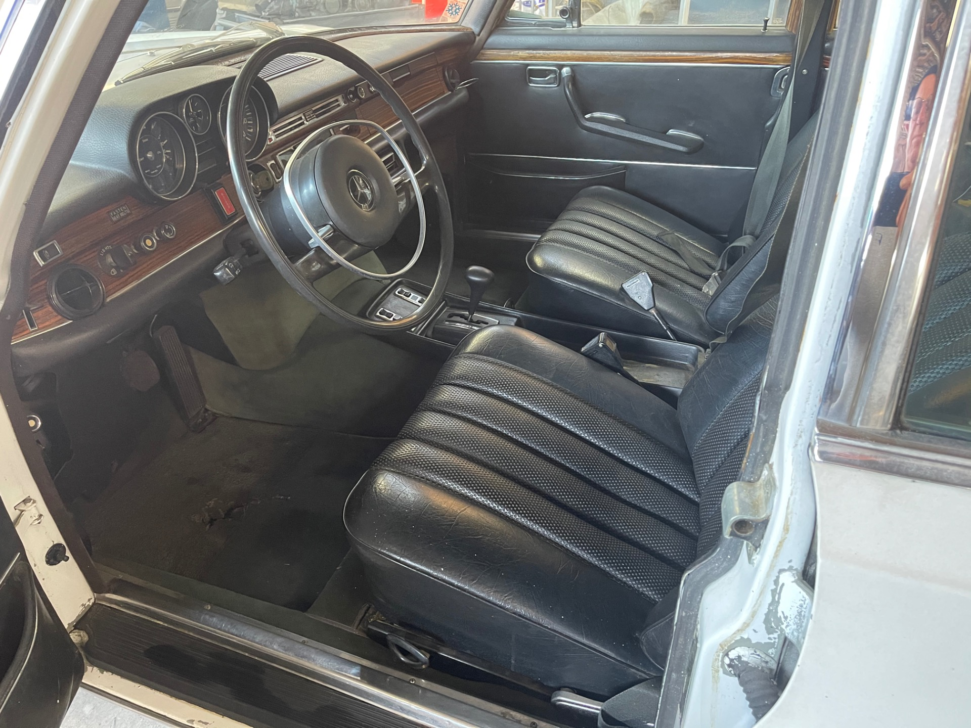 Used 1972 Mercedes Benz 300 Class 300 SEL