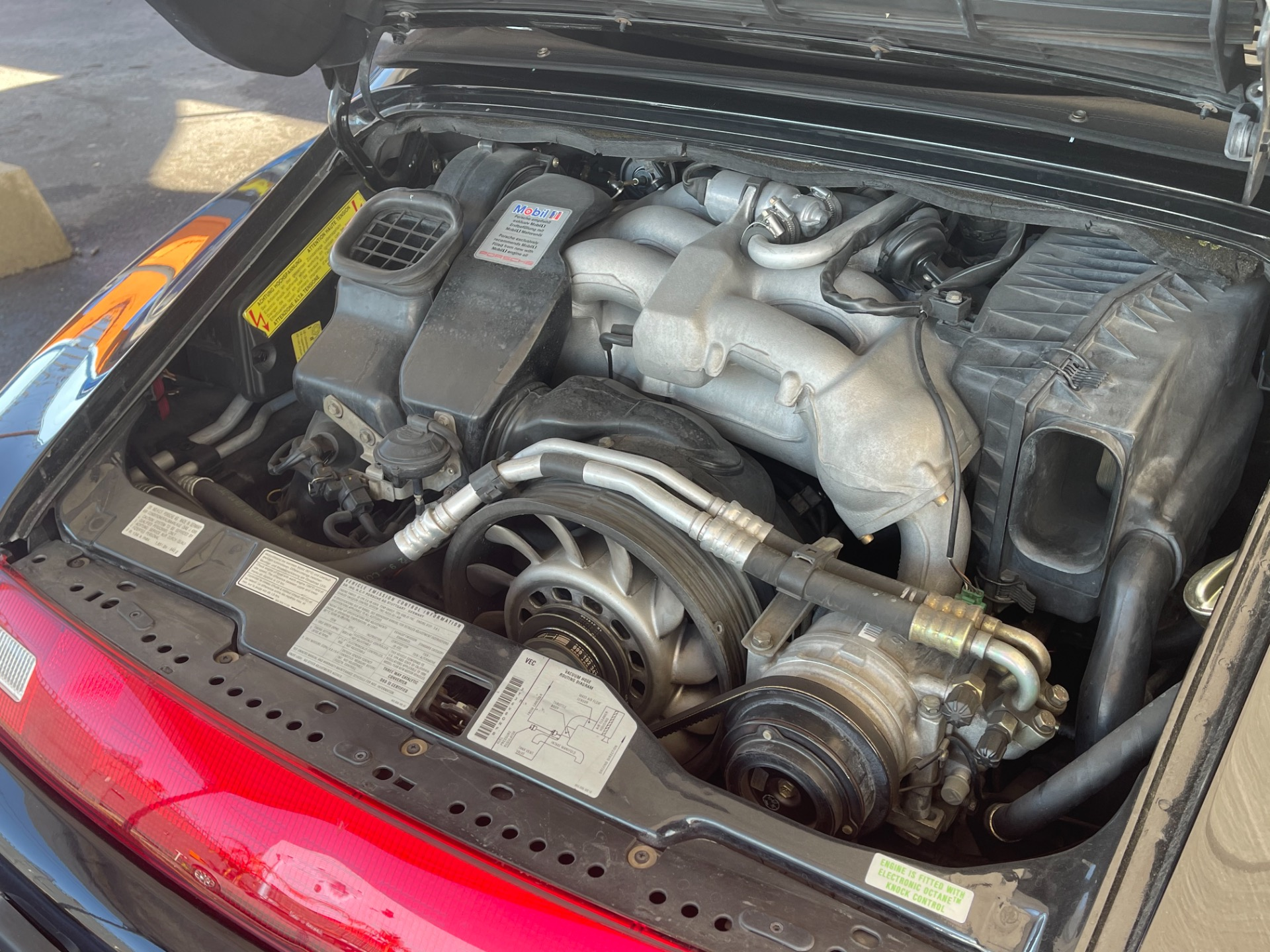 Used 1996 Porsche 911
