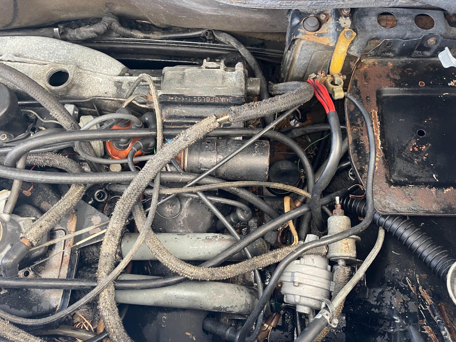 Used 1974 Porsche 914