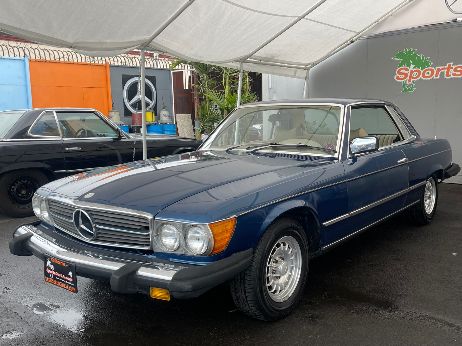 Used 1979 Mercedes Benz 450 Class 450 SLC