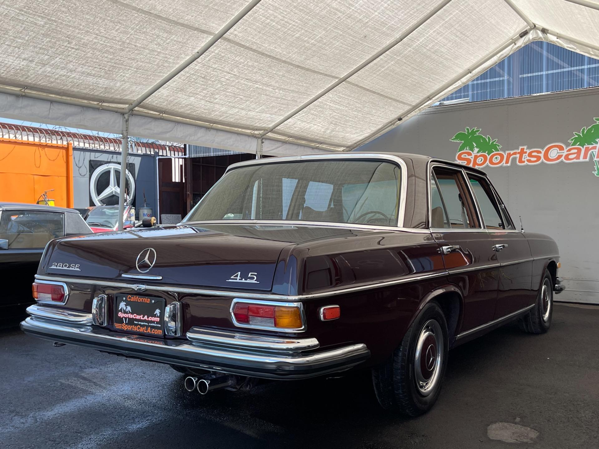 Used 1973 Mercedes Benz 280SE 45