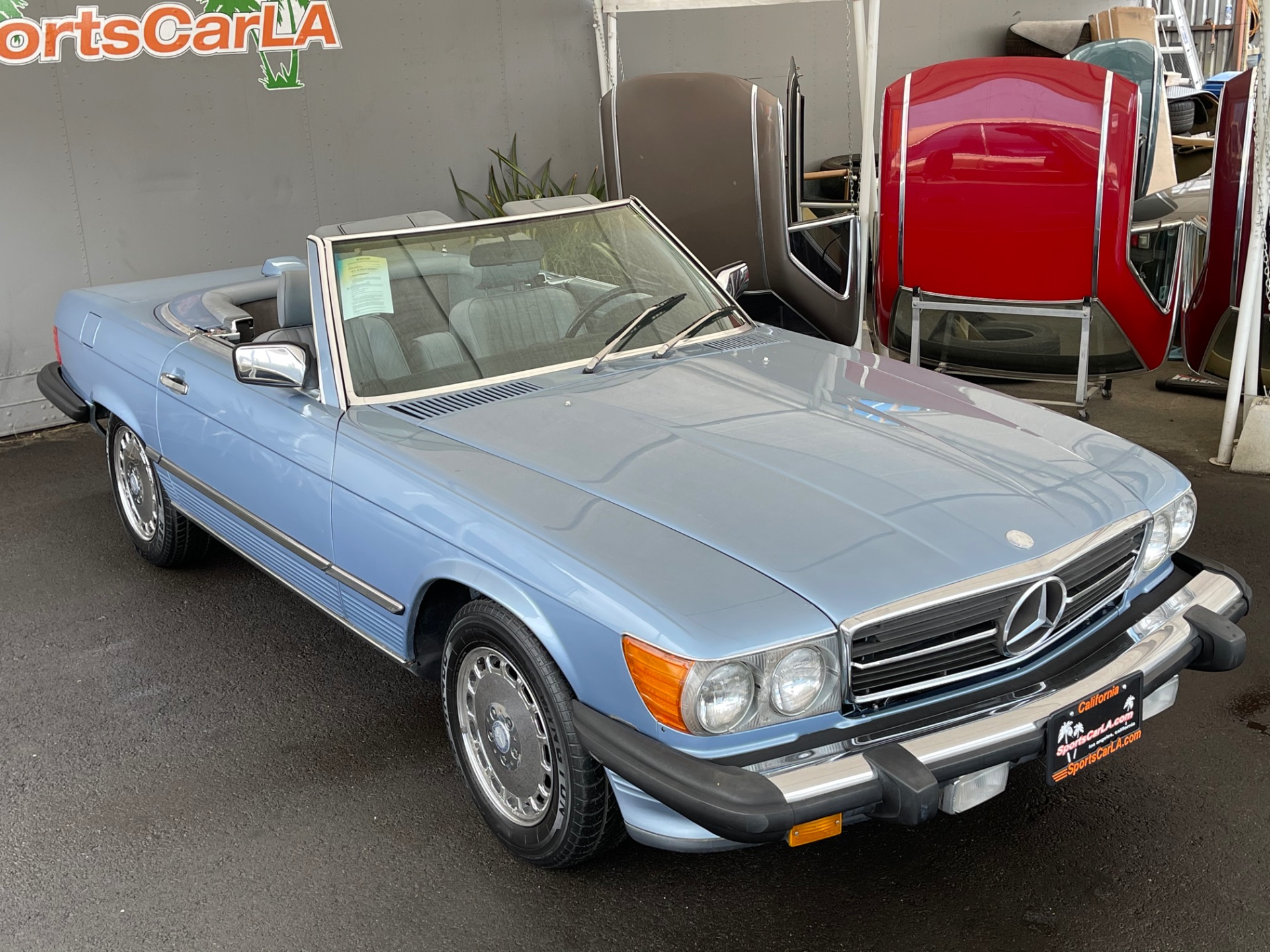 Used 1986 Mercedes Benz 560 Class 560 SL