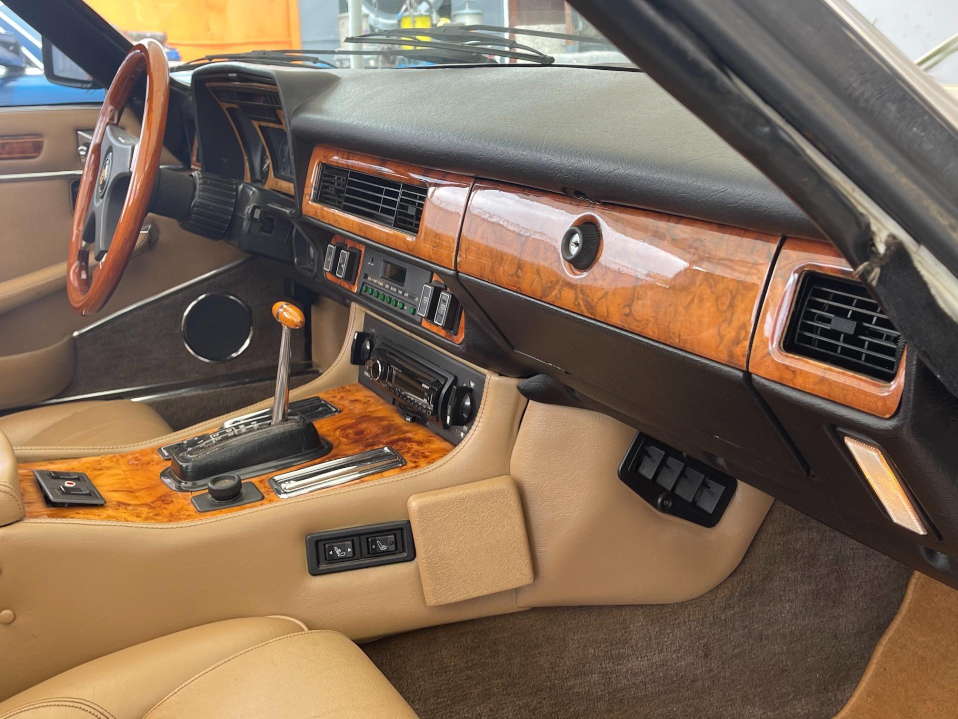 Used 1989 Jaguar XJ Series XJS