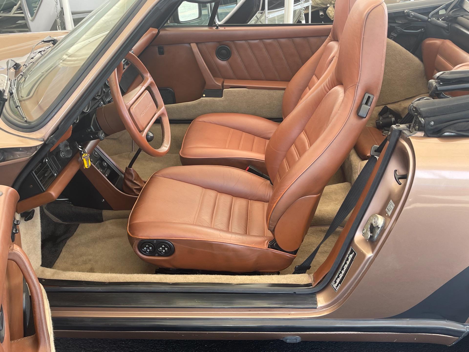 Used 1987 PORSCHE 911 Carrera
