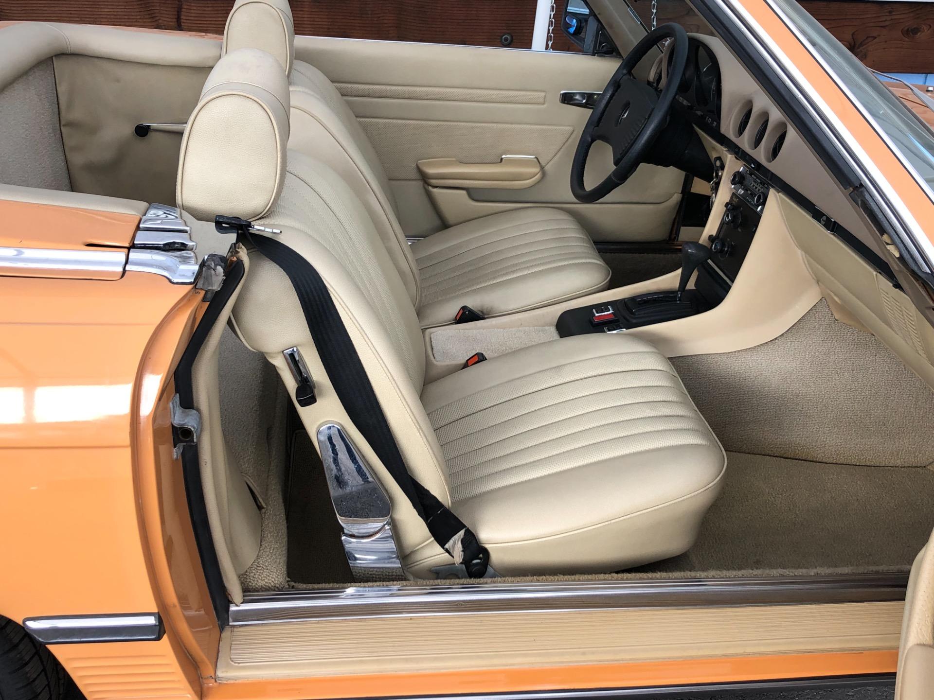 New 1976 Mercedes Benz 450 Class 450 SL
