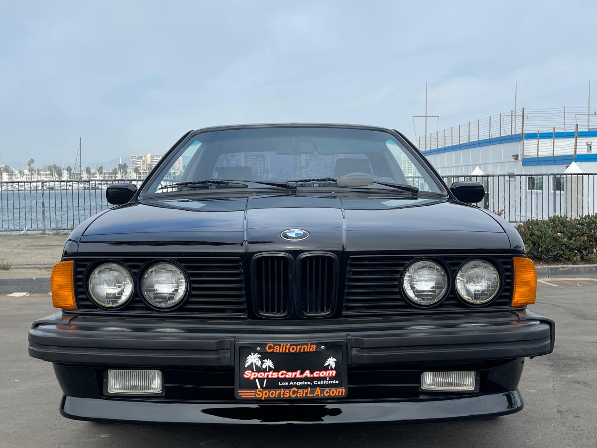 Used 1986 BMW 6 Series 633CSi