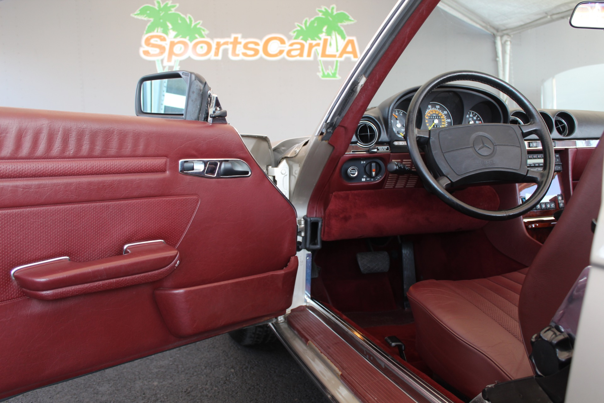 Used 1989 Mercedes Benz 560 Class 560 SL