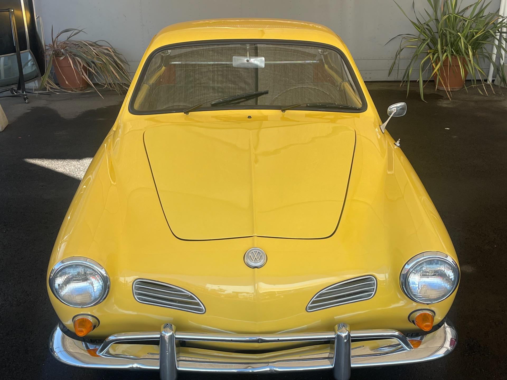 Used 1965 KARMANN GHIA