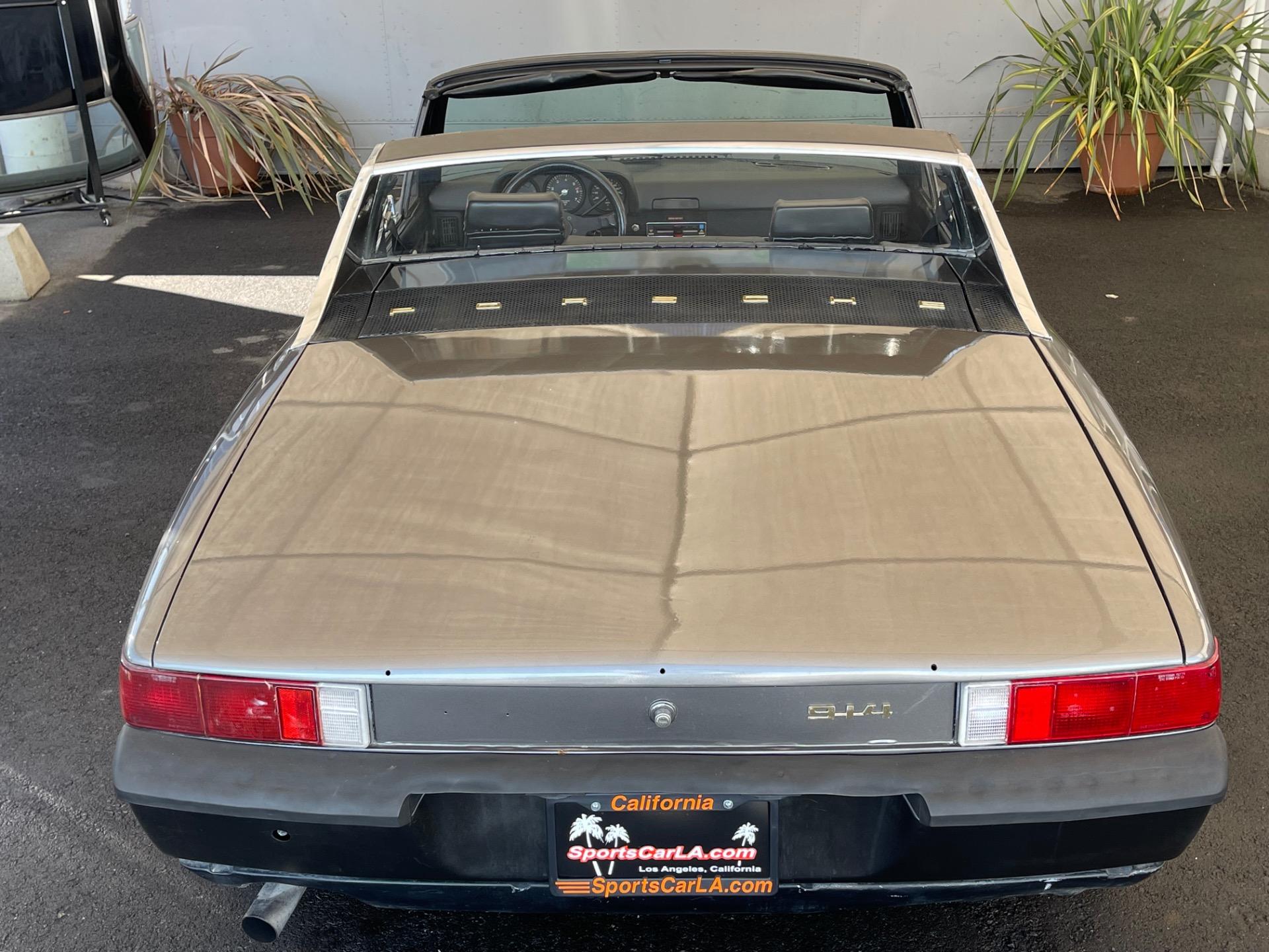 Used 1972 Porsche 914