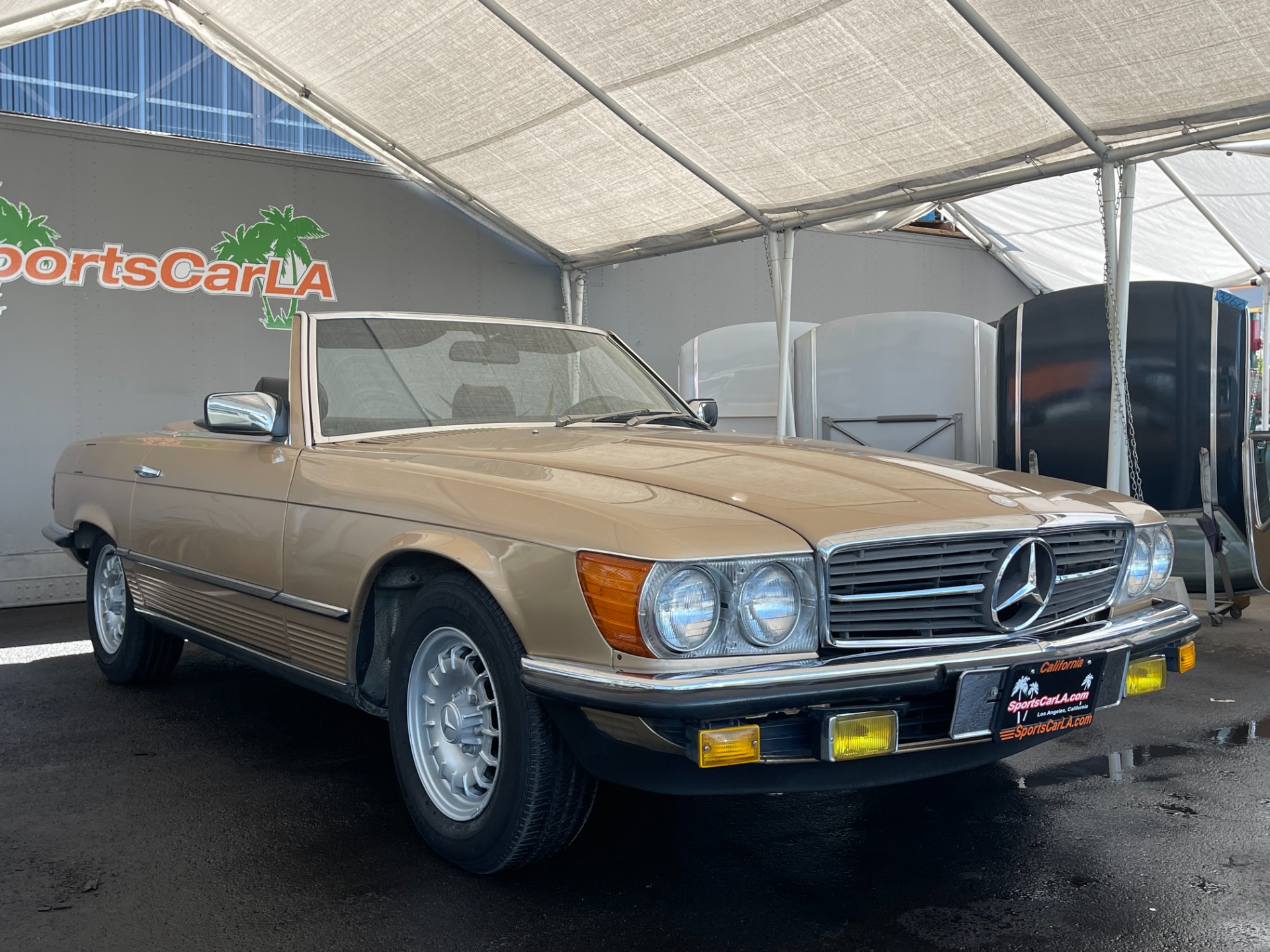 Used 1986 Mercedes Benz 280 Class 280 SL