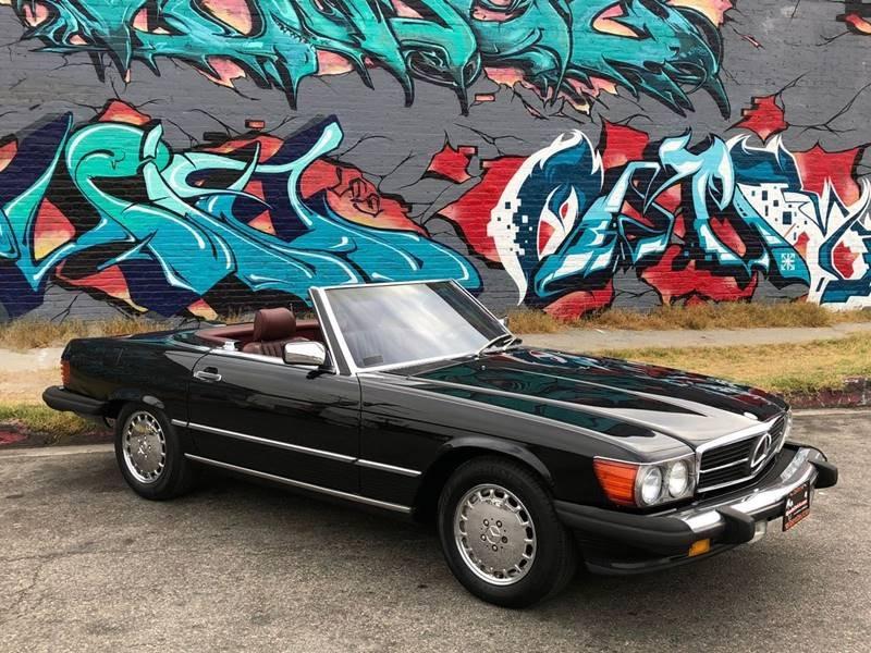 New-1986-Mercedes-Benz-560-Class-560-SL-2dr-Convertible