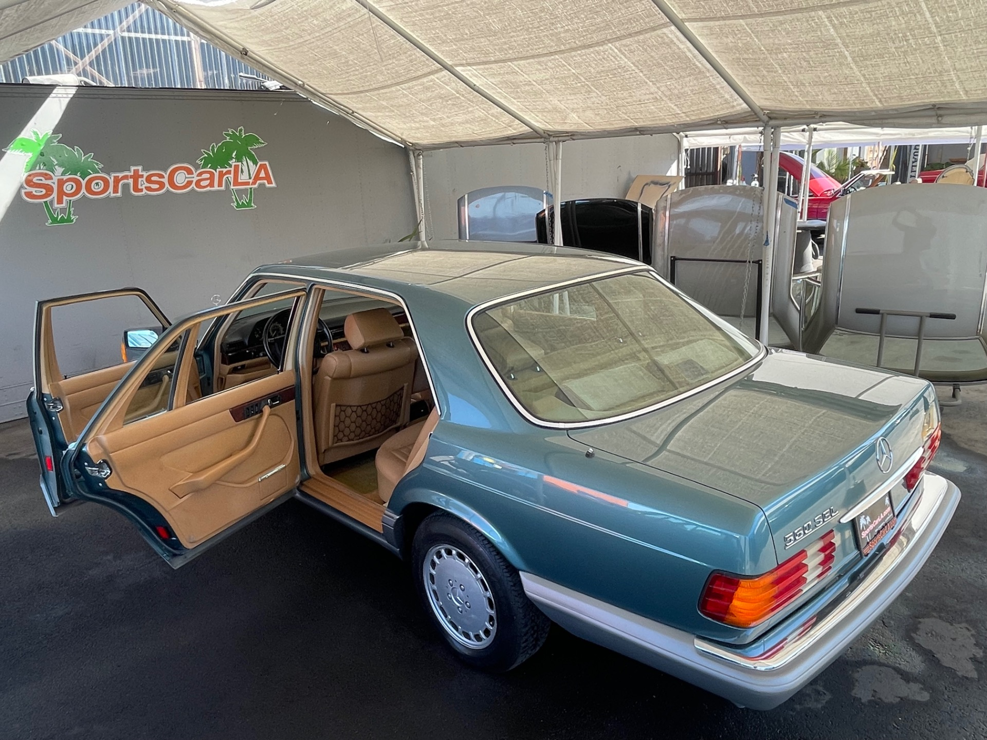 Used 1986 Mercedes Benz 560 Class 560 SEL