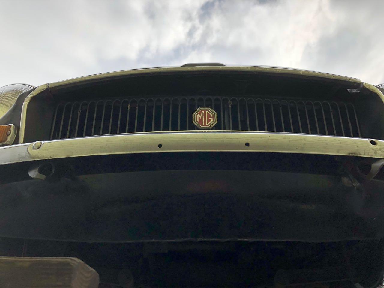 Used 1971 MG MGB