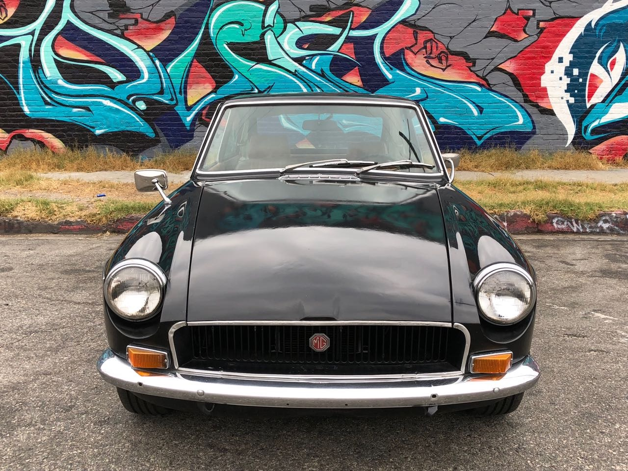 Used-1971-MG-MGB