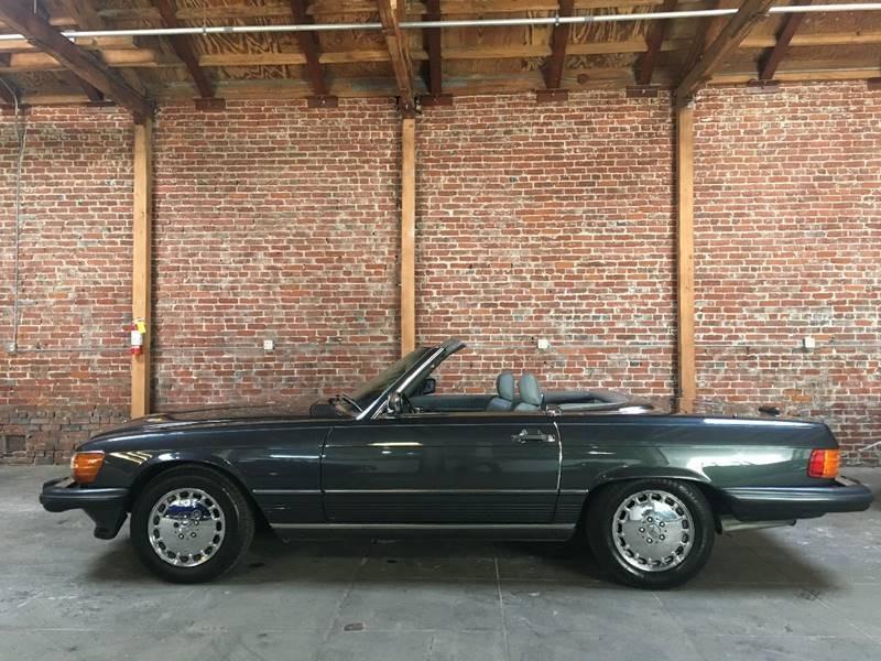New-1988-Mercedes-Benz-560-Class-560-SL-2dr-Convertible