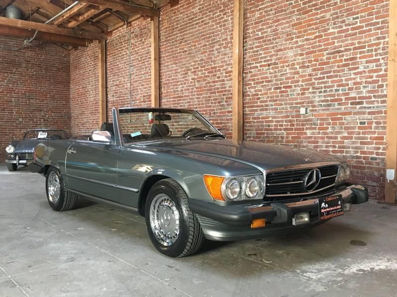 New 1988 Mercedes Benz 560 Class 560 SL 2dr Convertible