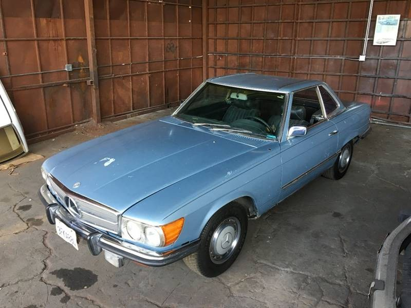 New-1973-Mercedes-Benz-450-SL-Euro-model