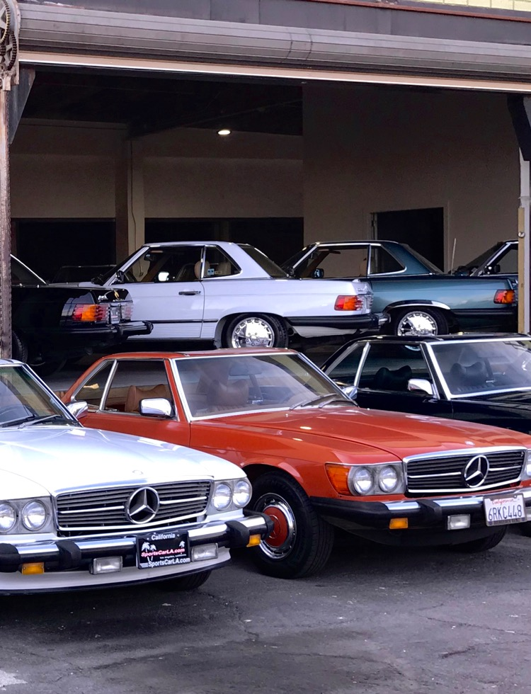 SportsCar LA – Classic Car Dealer in Los Angeles, CA